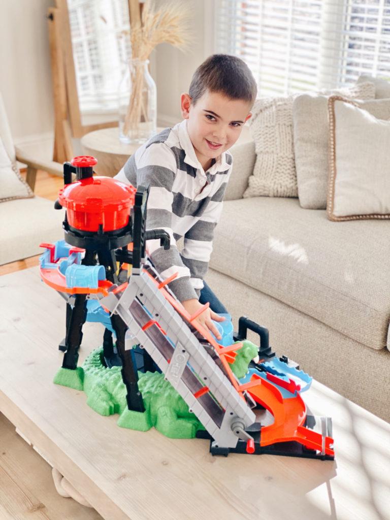 hot wheels gator car wash holiday toys 2019 - pinteresting plans blog