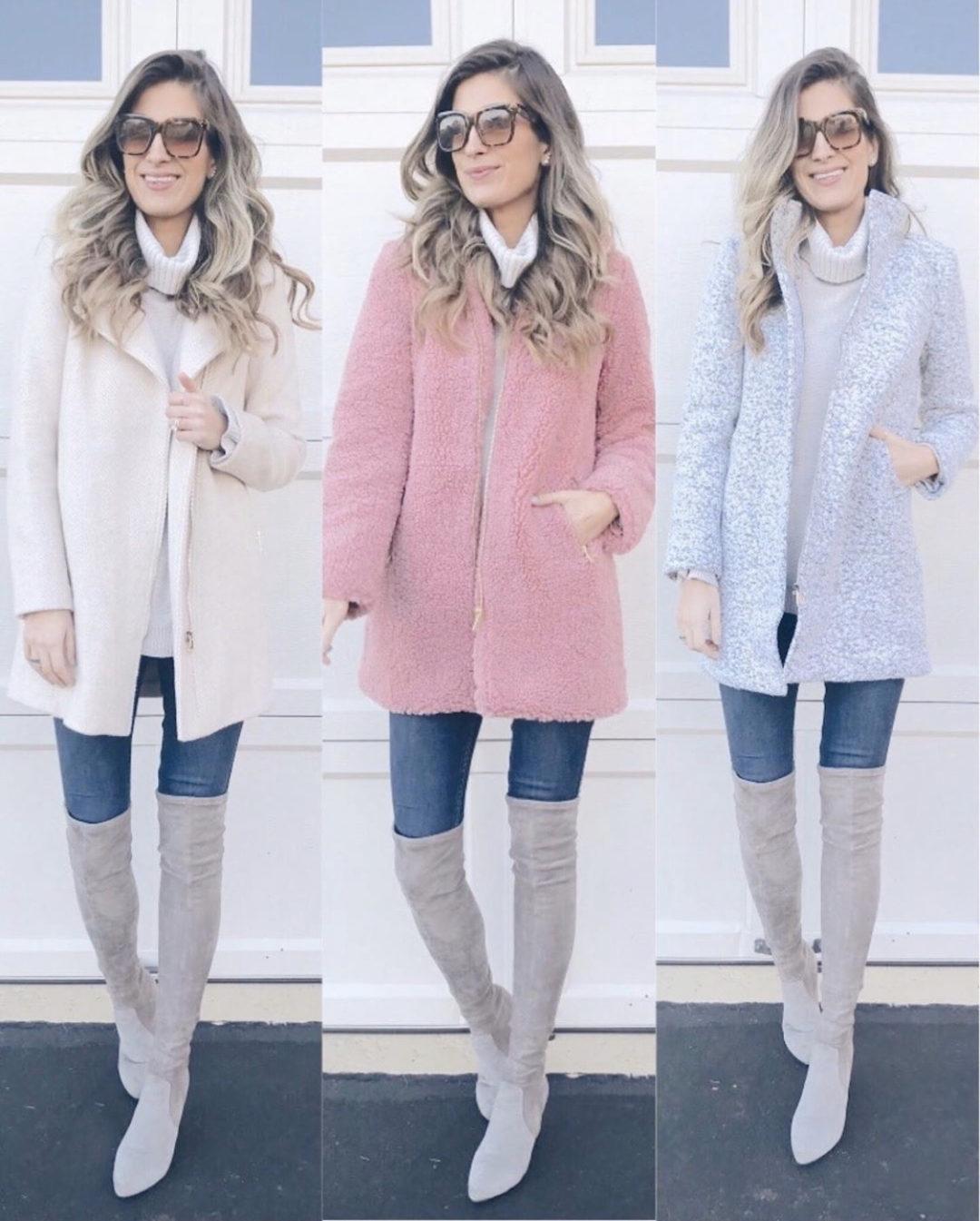 loft warm winter coats cyber monday sale