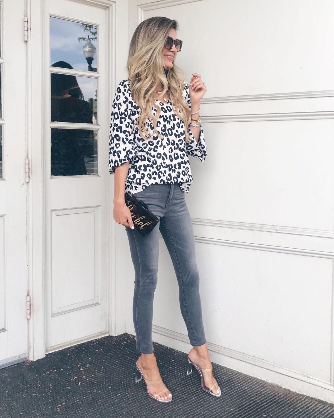 spring shoe trends 2020 - clear heels on pinteresting plans fashion blog