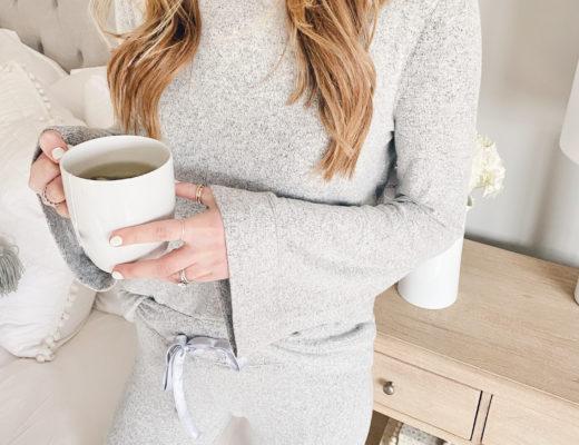 jockey fleecy soft pajamas with bell sleeves on pinteresting plans fasion blog