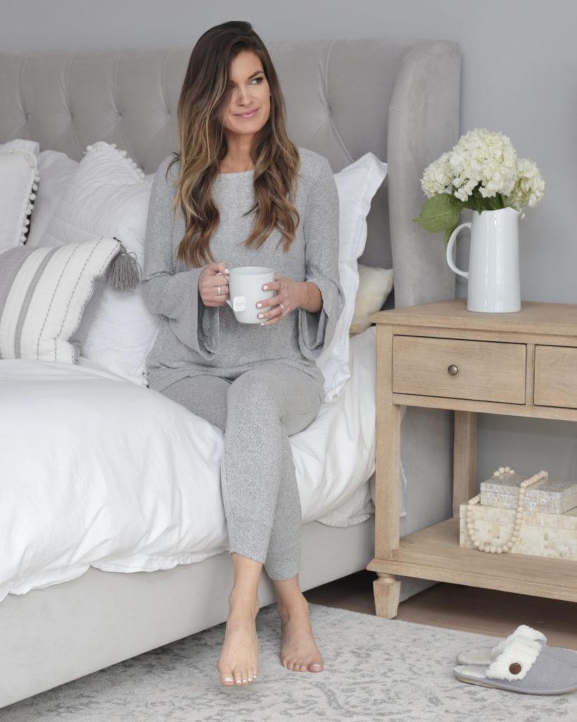 jockey loungewear on pinteresting plans blogger Rachel Moore