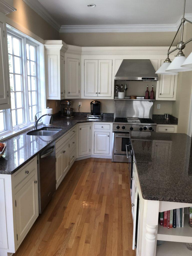 pinteresting plans kitchen renovatoin - before photos - fridge