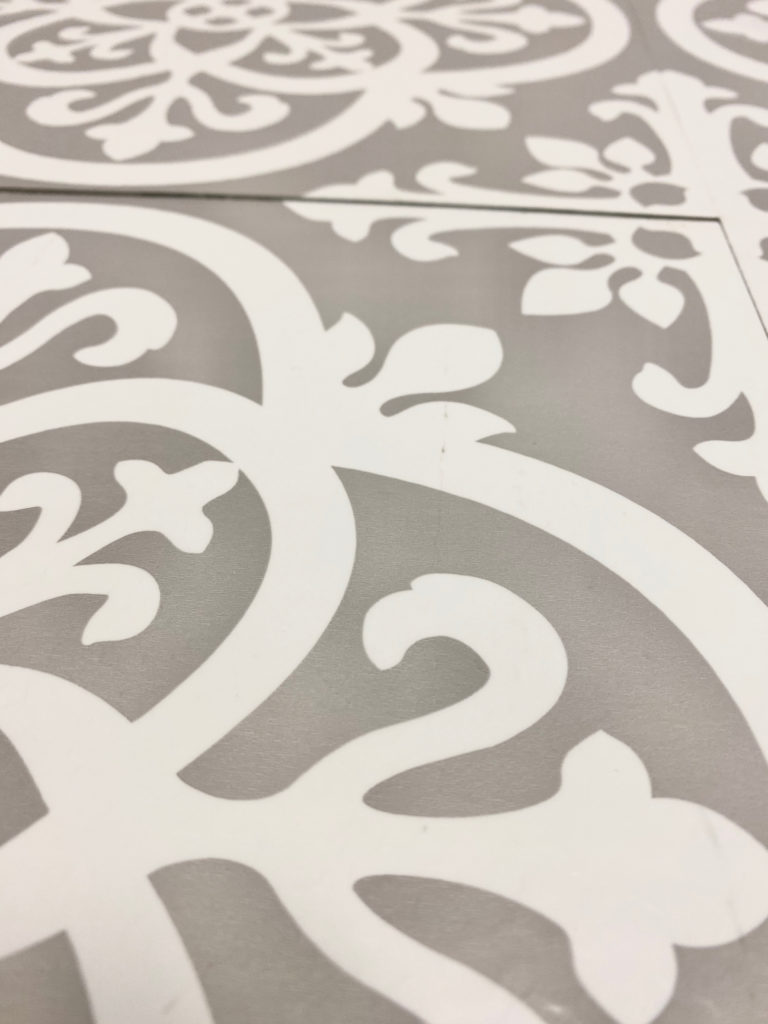 peel and stick tile review - pros and cons - pinteresting plans blog