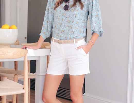 Loftimist 2020 casual spring outfit idea on Pinteresting plans fashion blog