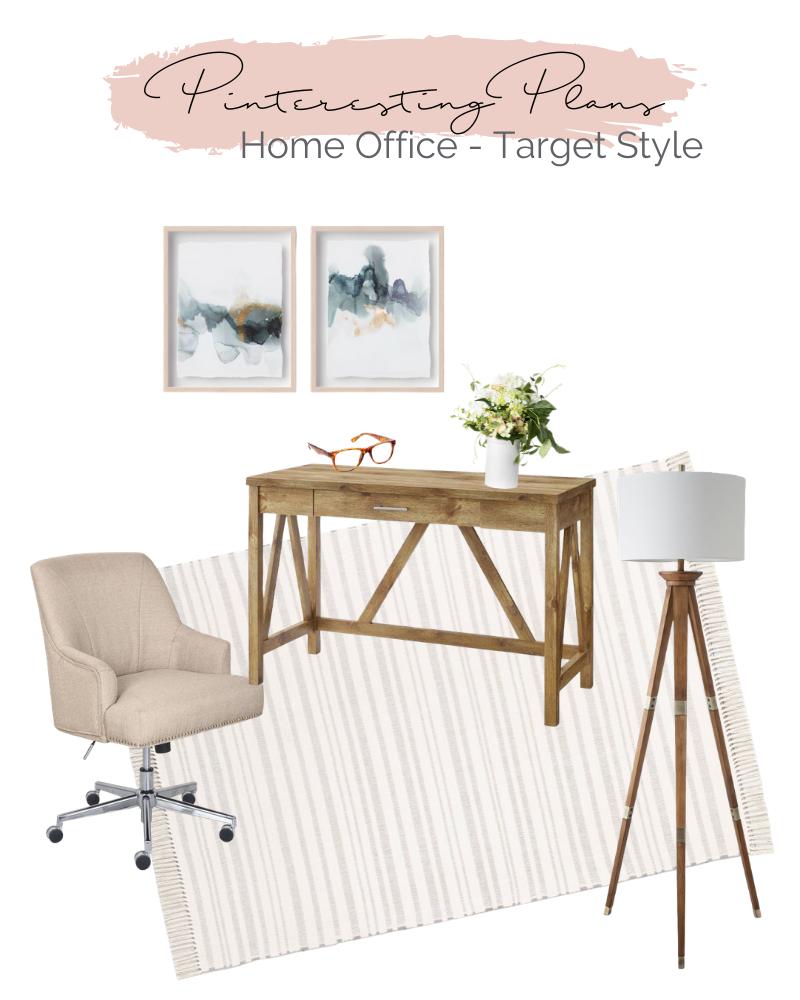 Home Office Design From Target Pinteresting Plans