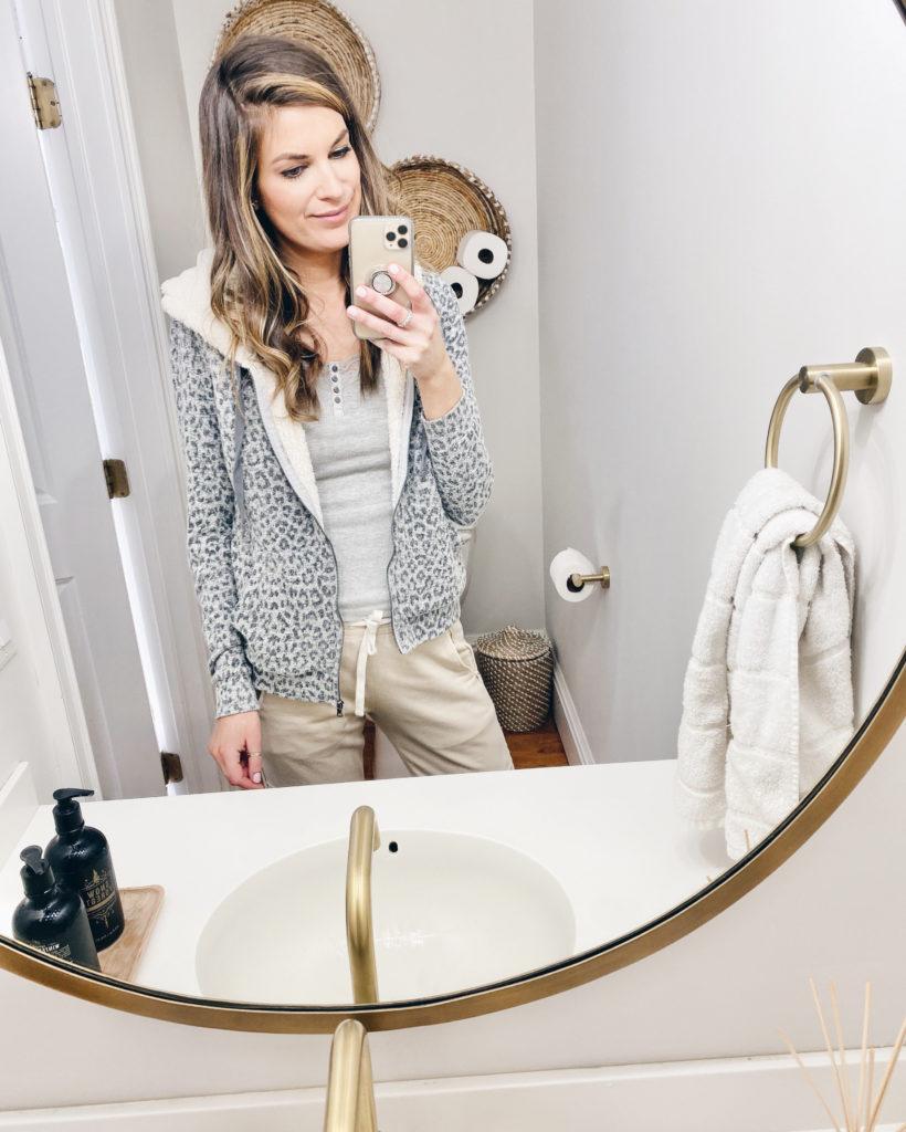 comfortable women's loungewear roundup on pinteresting plans fashion blog