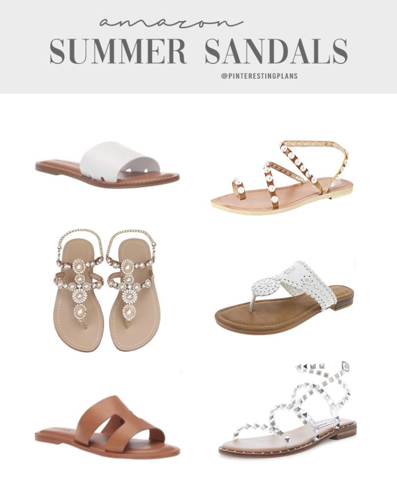 amazon prime beach summer sandals on pinteresting plans fashion blog