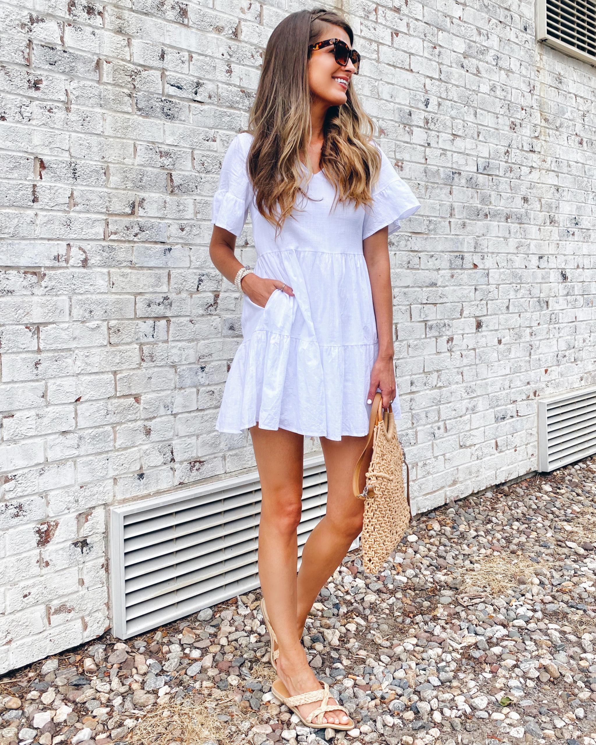 Image result for Little White Dress