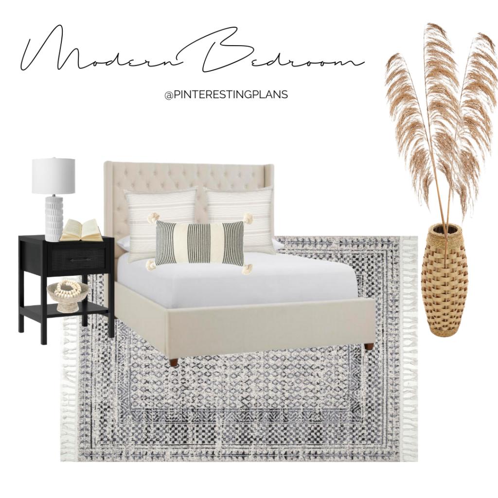 modern style master bedroom decor idea on pinteresting plans blog
