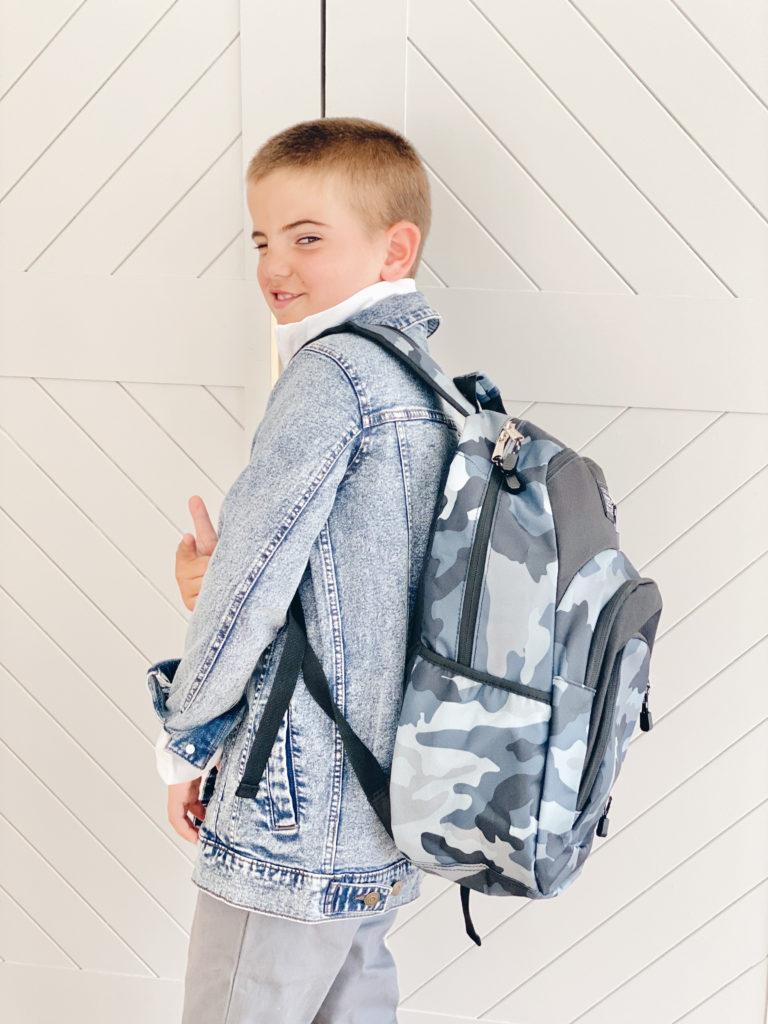 boys school outfit ideas for elementary school