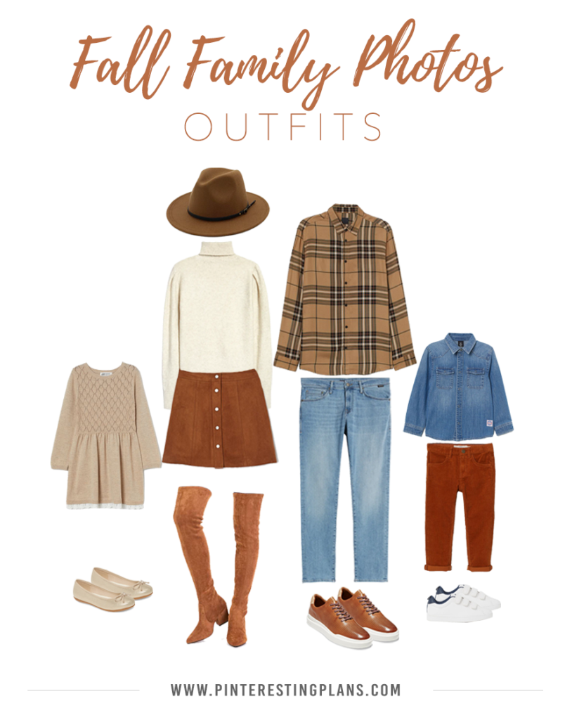 cute fall family photo outfit ideas 2020 on pinteresting plans blog