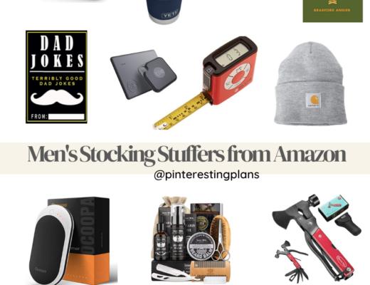 amazon men's stocking stuffers