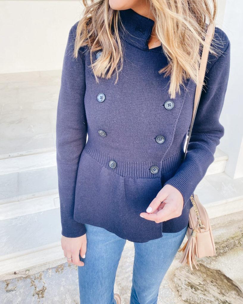 coastal style jacket for spring 2021