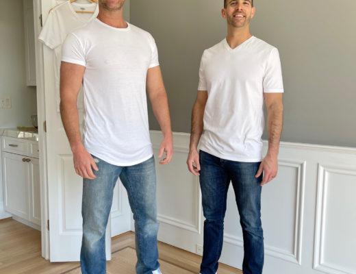 best white tshirts for men