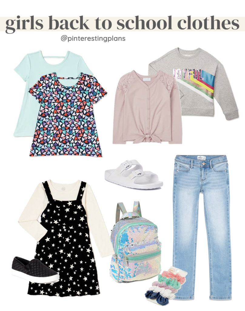 girls back to school outfit ideas 2021