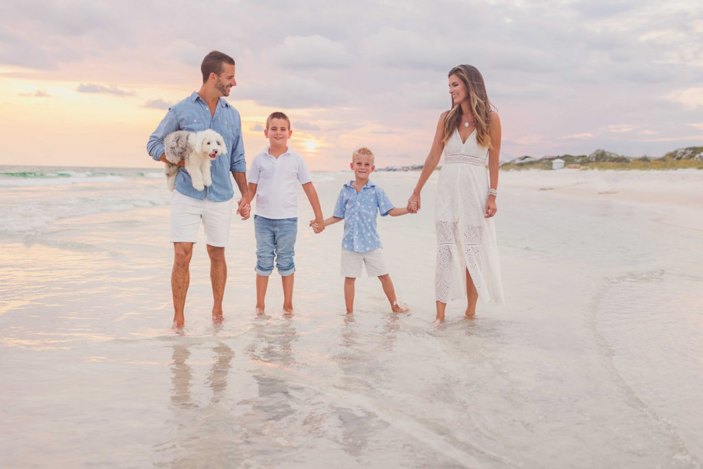 family beach picture ideas 2021