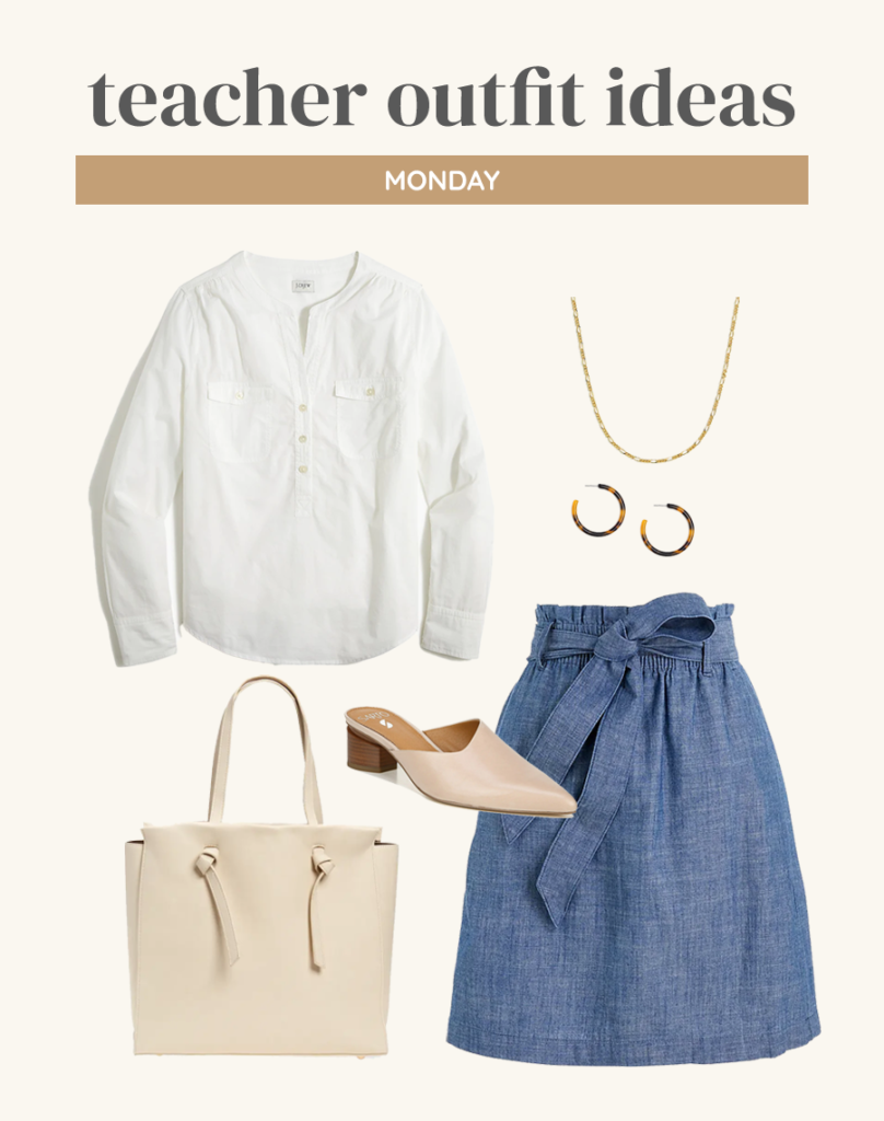 cute and comfortable teacher outfit ideas 2021
