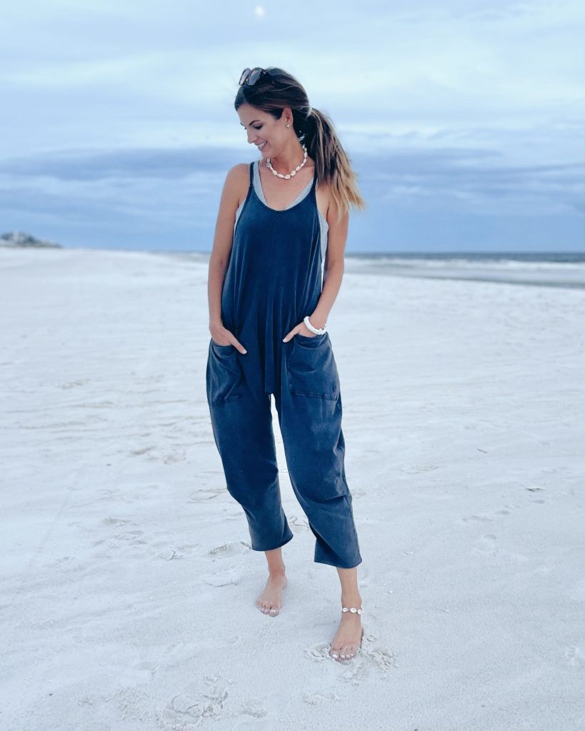 free people onesie outfit for tall women